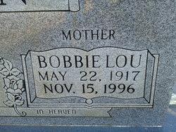 Bobbie Lou Dixon