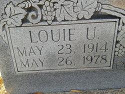 Louie U Hammett