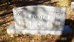 Gladys M. Booth