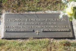 Thomas Edward Baker, Jr