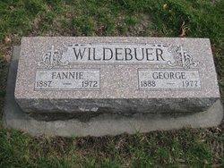 Fannie <i>VanHauen</i> Wildebuer