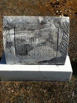 Leroy L. Acker