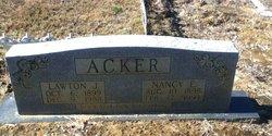 Lawton J. Acker