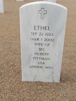 Ethel Pittman