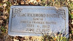 Issac Richmond Boothe