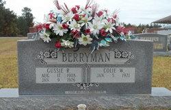 Gussie R. Berryman