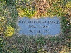 Hugh Alexander Barkley