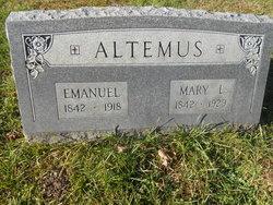 Mary L <i>Trach</i> Altemus