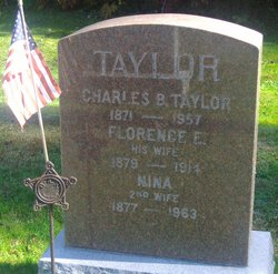 Nina F. <i>Bowley</i> Taylor