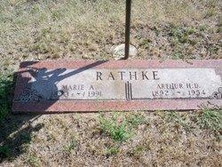 Arthur H. D. Rathke