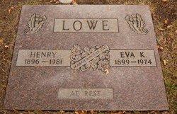 Eva K Lowe