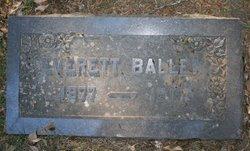 Everett Ballew