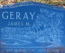 James M Geray