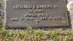 Richard E Barbes, Sr