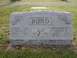 Anna Marian <i>Ackerman</i> Bond