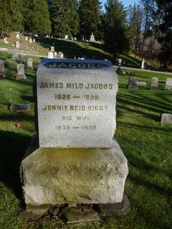 Jennie Reid <i>Riggs</i> Jacobs