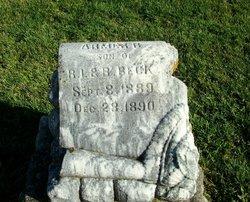 Abner R Beck
