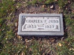 Charles F Judd