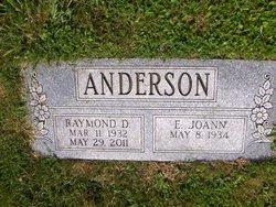 Raymond D Anderson