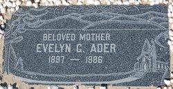 Evelyn Gertrude Ader