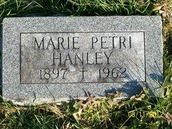 Marie <i>Petri</i> Hanley