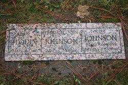 Freda <i>Flodin</i> Johnson