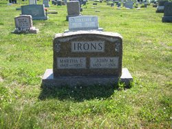 John M. Irons