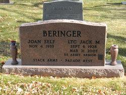 LTC Jack Maurice Beringer