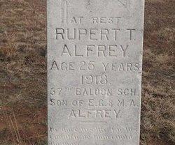 Rupert T Alfrey