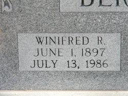 Winifred Agnes <i>Rothrock</i> Beringer