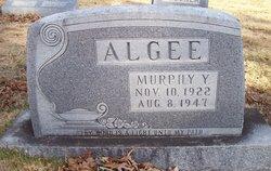 Murphy Y. Algee