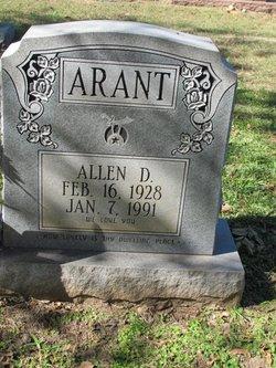 Allen D Arant