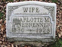 Charlotte M Winebrenner