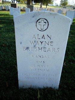 Alan Wayne Breshears