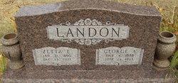 George Alfred Landon