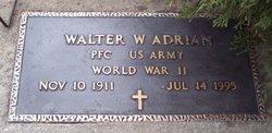 Walter William Adrian