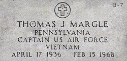 Capt Thomas Joseph Margle