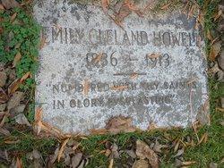 Emily <i>Cleland</i> Howell