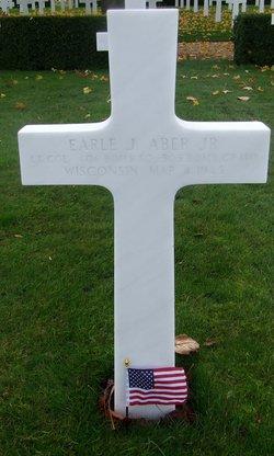 Col Earle Joseph Aber, Jr