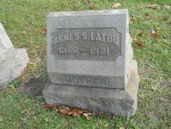Agnes S. <i>Chalmers</i> Latou