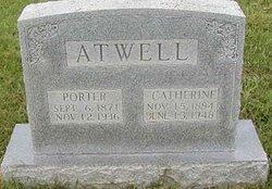 Catherine <i>Nunn</i> Atwell