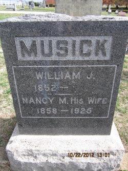 Nancy May <i>Ambrose</i> Musick