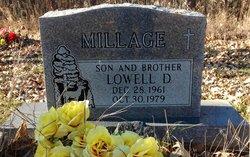 Lowell Daune Millage