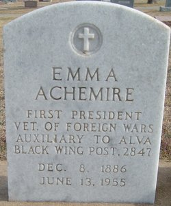 Emma Achemire