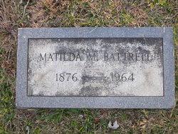 Margaret Matilda Till <i>Cossin</i> Battrell
