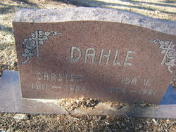 Ida Viola <i>Veach</i> Dahle