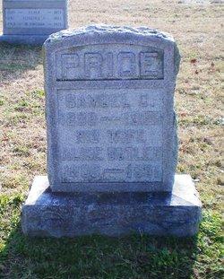 Samuel C Price