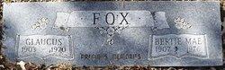 Glaucus Fox