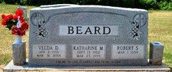 Katharine M Beard