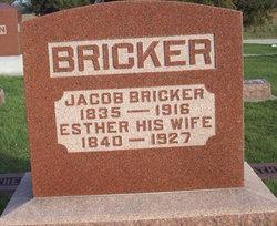 Esther <i>Marble</i> Bricker
